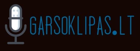 logotipas garsoklipas